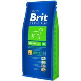 Brit Premium Senior XL 15kg - (psy powyżej 45kg)