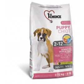 1st Choice Puppy Sensitive 2 x 14kg