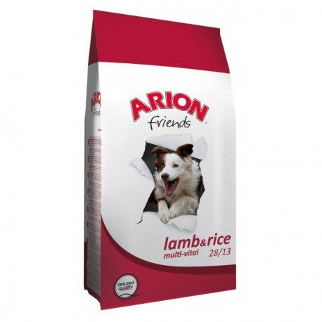 Arion Friends MultiVital Lamb 15kg