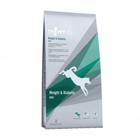 Trovet WRD Weight Diabetic 12,5kg