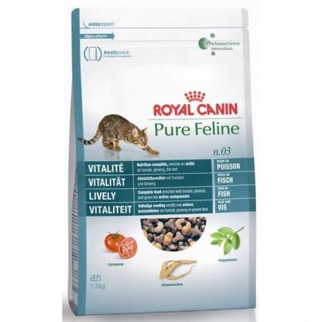 Royal Canin Pure Feline Witalność 300g
