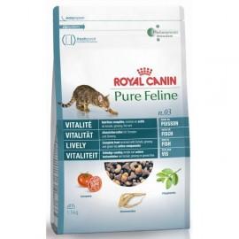 Royal Canin Pure Feline Witalność 3kg