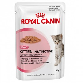 Royal Canin Kitten Instinctive w Sosie 85g