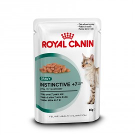 Royal Canin Instinctive +7 w Sosie 85g