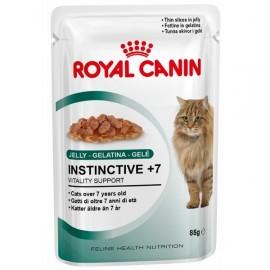 Royal Canin Instinctive +7 w Galarecie 85g