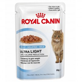 Royal Canin Ultra Light w Galarecie 85g