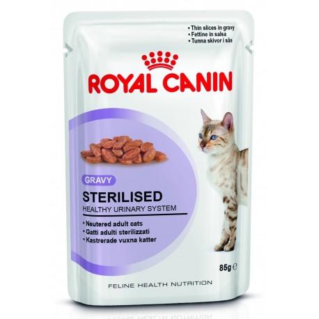 Royal Canin Sterilised w Sosie 85g