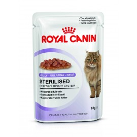 Royal Canin Sterilised w Galarecie 85g