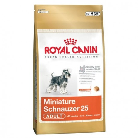 Royal Canin Miniature Schnauzer Adult 0,5kg