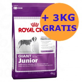 Royal Canin Giant Junior 15kg + 3KG GRATIS !!!