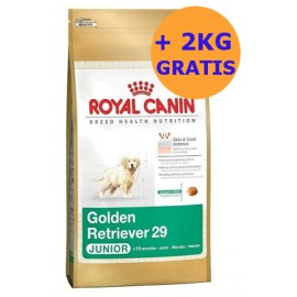 Royal Canin Golden Junior 12 + 2KG GRATIS !!!