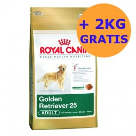 Royal Canin Golden Retriever 12 + 2KG GRATIS !!!