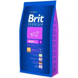 Brit Adult S 2 x 8kg - (psy do 10kg)
