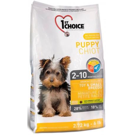 1st Choice Puppy Toy Small 7kg - NajlepszeKarmy.pl
