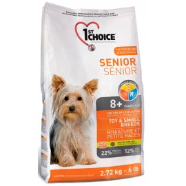 1st Choice Senior Toy Small 7kg