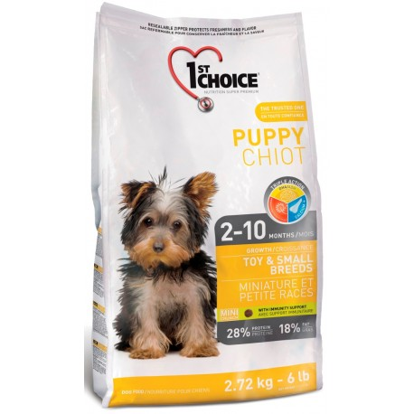 1st Choice Puppy Toy Small 2,72kg