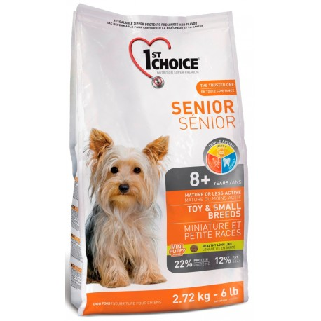 1st Choice Senior Toy Small 2,72kg