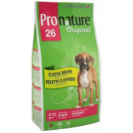 Pronature Original Puppy All Breeds Lamb 13kg