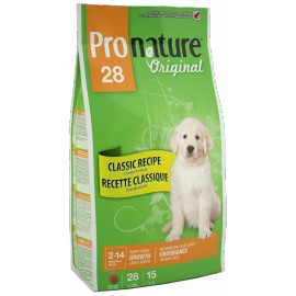 Pronature Original Puppy Large Breed 15kg