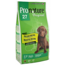 Pronature Original Puppy All Breeds Deluxe Recipe 16kg