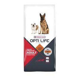 Opti Life Digestion Medium Maxi Lamb Rice 12,5kg