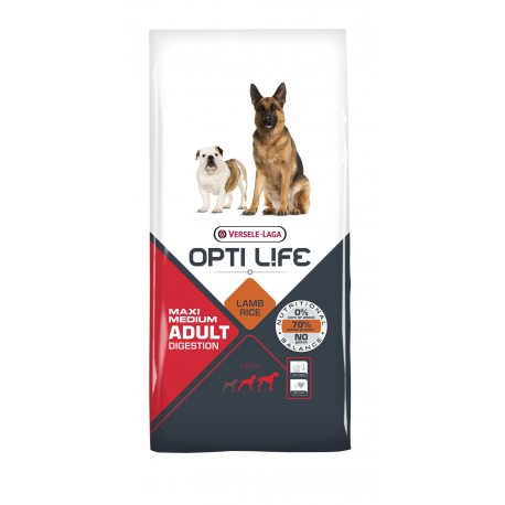 Opti Life Digestion Medium Maxi 12,5kg
