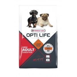 Opti Life Digestion Mini Lamb Rice 12,5kg