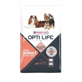 Opti Life Skin Care Mini Salmon 7,5kg