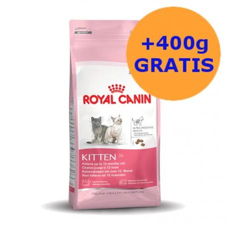Royal Canin Kitten 400g + 400g GRATIS