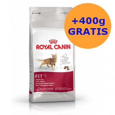 Royal Canin Fit 400g + 400g GRATIS