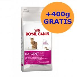 Royal Canin Exigent 400g + 400g GRATIS