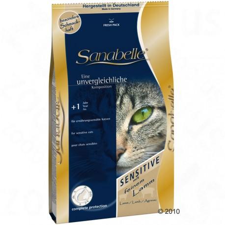 Sanabelle Sensitive z Jagnięciną 2kg