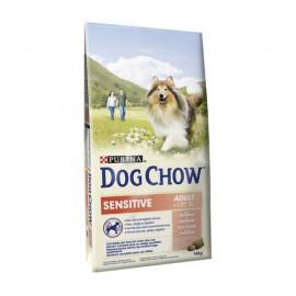 Purina Dog Chow Sensitive Salmon 14kg