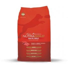 Nutra Gold Grain Free Turkey Sweet Potato 15kg