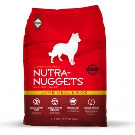 Nutra Nuggets Lamb Rice 15kg