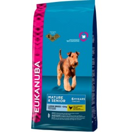 Eukanuba Mature Senior Large Breed 15kg