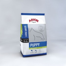 Arion Original Puppy Large Breed Chicken 2 x 12kg