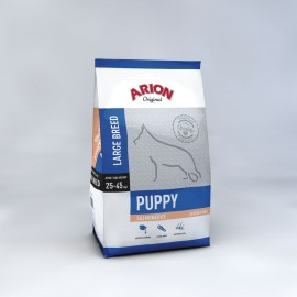 Arion Original Puppy Large Breed Salmon 2 x 12kg