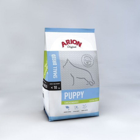 Arion Original Puppy Small Breed Chicken 7,5kg