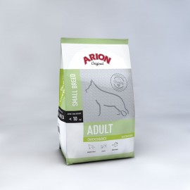 Arion Original Adult Small Breed Chicken 7,5kg