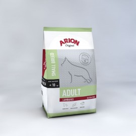 Arion Original Adult Small Breed Lamb 2 x 7,5kg