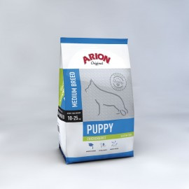 Arion Original Puppy Medium Breed Chicken 2 x 12kg