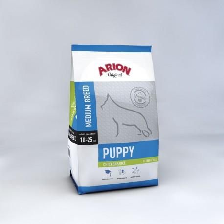 Arion Original Puppy Medium Breed Chicken 2 x 12kg