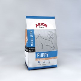 Arion Original Puppy Medium Breed Salmon 2 x 12kg