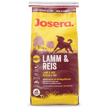 Josera Lamb Rice 15kg