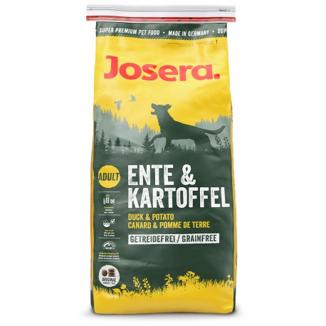 Josera Duck Potato 2 x 15kg