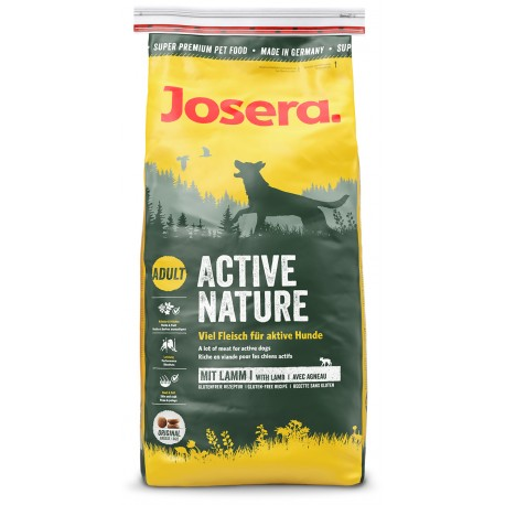 Josera Active Nature 2 x 15kg