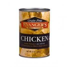 Evanger's Grain Free Kurczak 369g
