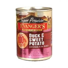 Evanger's Gold Line Kaczka ze Słodkimi Ziemniakami 369g