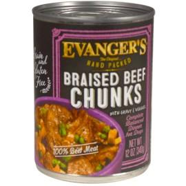Evanger's Hand Packed Kawałki Wołowiny w Sosie 340g